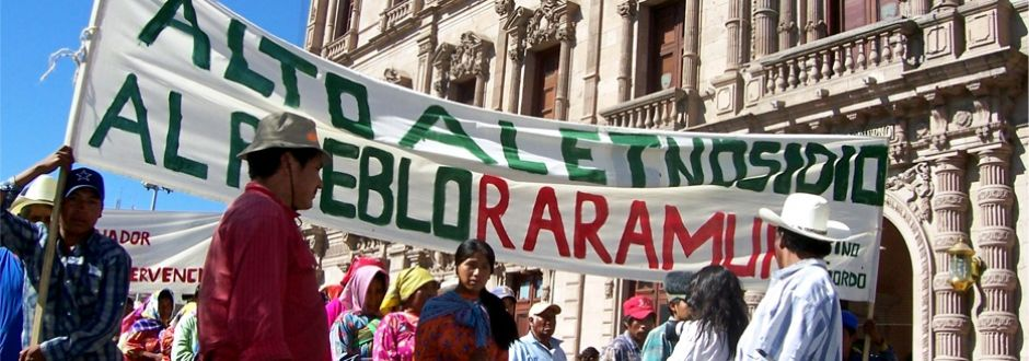 Red de Defensa de la Tarahumara